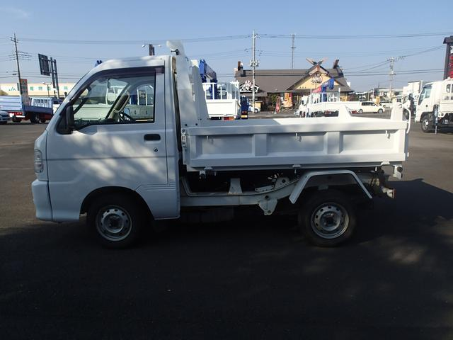 06129 軽PTOダンプ 4WD 極東製(10枚目)