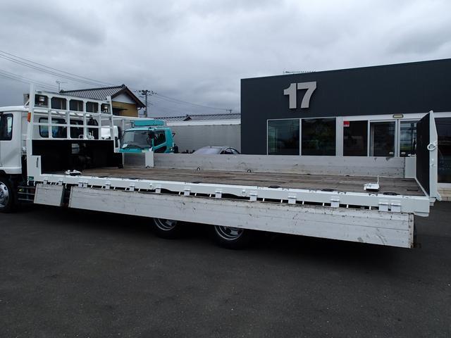 日産ディーゼル コンドル 07133 セフティローダー10.5t 花見台積載車 大型