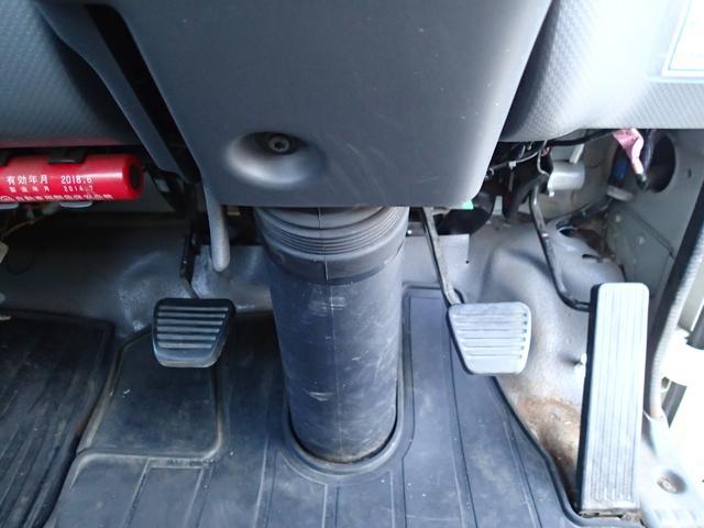 いすゞ エルフトラック 088 2tワイド平アルミボディ4WD 全低床