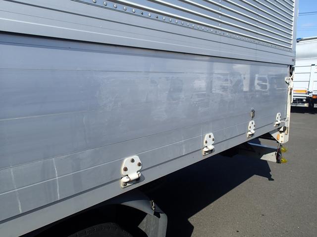 三菱ふそう ファイター 07134 アルミウィング セミワイド ボディ長620cm