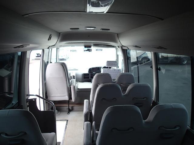 08106 マイクロバス 自動スイングドア 25人乗り(15枚目)