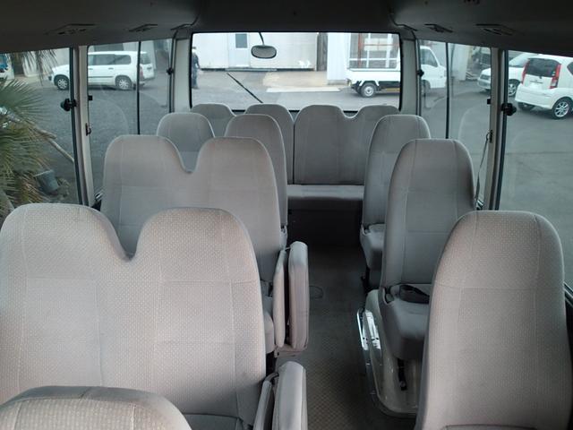 08106 マイクロバス 自動スイングドア 25人乗り(16枚目)