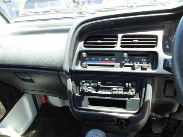 スズキ キャリイトラック ダンプ 4WD エアコン