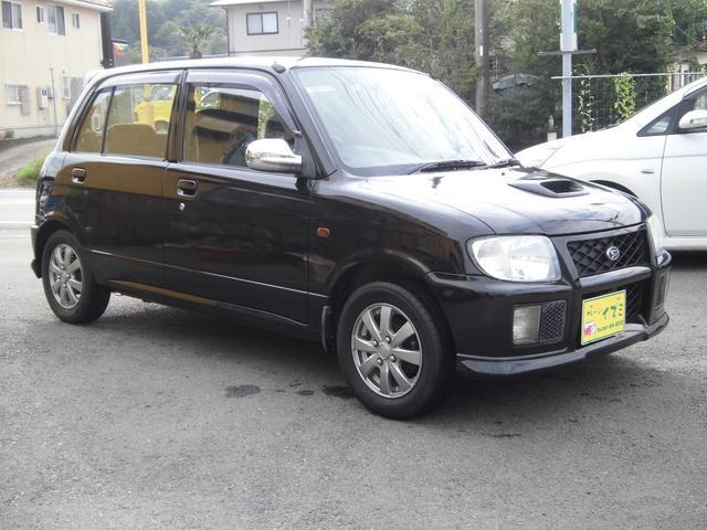 「ダイハツ」「ミラ」「軽自動車」「栃木県」の中古車3