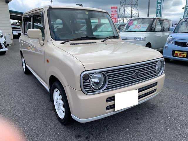 「スズキ」「アルトラパン」「軽自動車」「栃木県」の中古車4