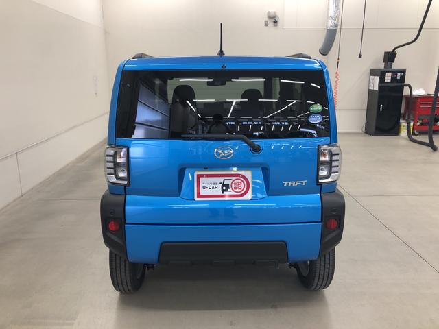 G 2WD プッシュスタート オートエアコン 電動ドアミラー(3枚目)