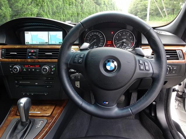 BMW BMW 335i Mスポーツパッケージ パドルシフト クロレザー