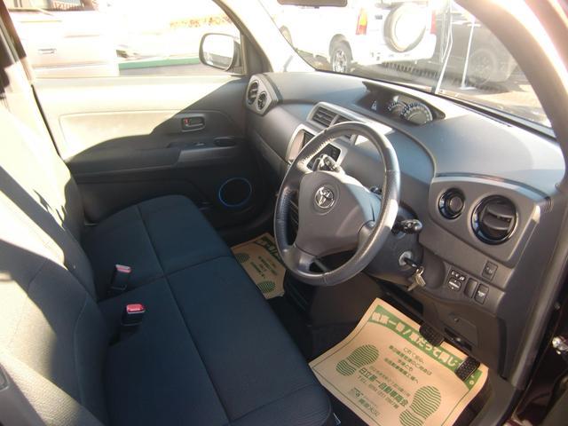 トヨタ bB Z エアロパッケージ ワンオーナー