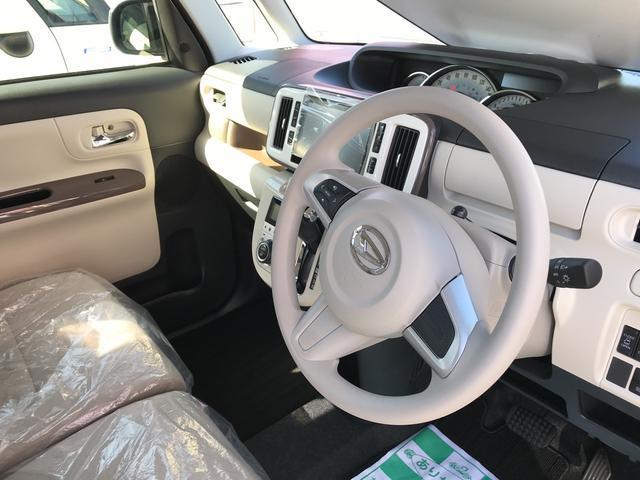 Gメイクアップ SAIII 軽自動車 LED 自動ブレーキ(6枚目)