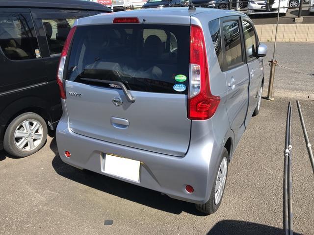 日産 デイズ J 軽自動車 整備付 インパネCVT 保証付 エアコン