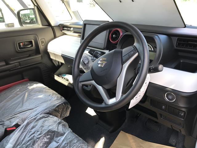 スズキ スペーシア ハイブリッドG 軽自動車 整備付 インパネCVT 保証付