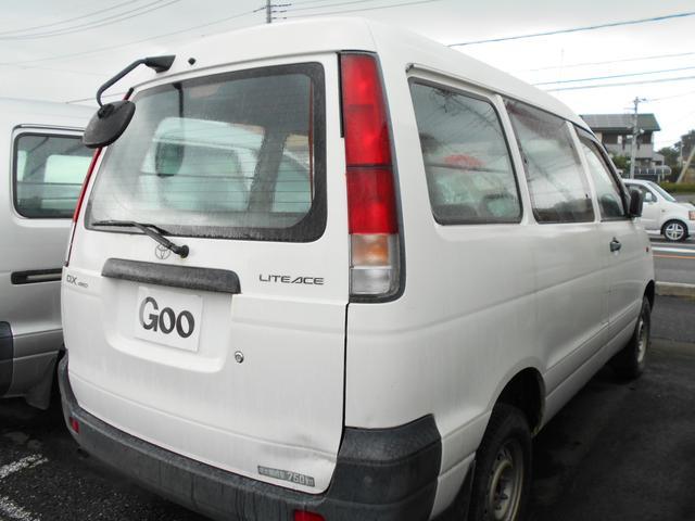 トヨタ ライトエースバン DX 4WD 4ドア エアコン パワステ ETC
