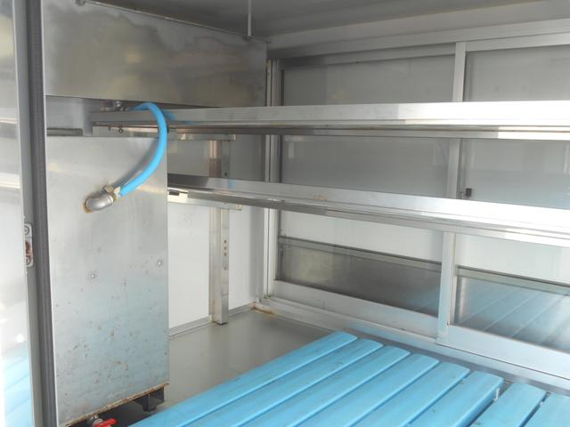 スズキ キャリイトラック 冷蔵冷凍販売車 パワステ エアコン