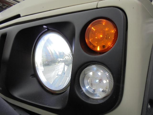 リフトUP オーバーフェンダー 社外バンパー LEDライト(16枚目)