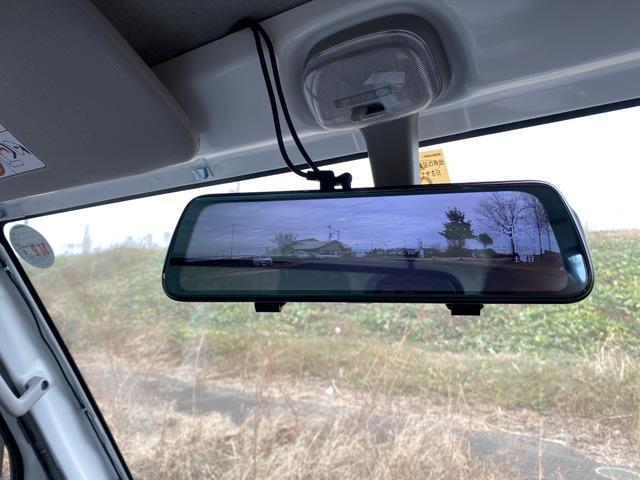 ミラー型ドライブレコーダーサービス!