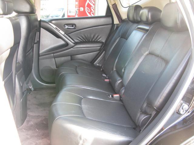 日産 ムラーノ 350XV FOUR 純正HDDナビバックカメラETC 黒革