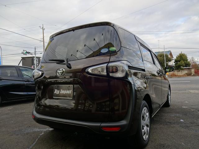 「トヨタ」「シエンタ」「ミニバン・ワンボックス」「茨城県」の中古車2