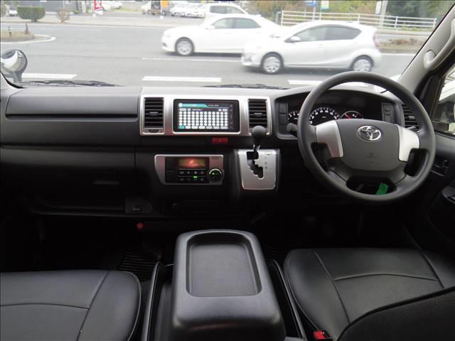トヨタ ハイエースバン 2.0G スーパーGL