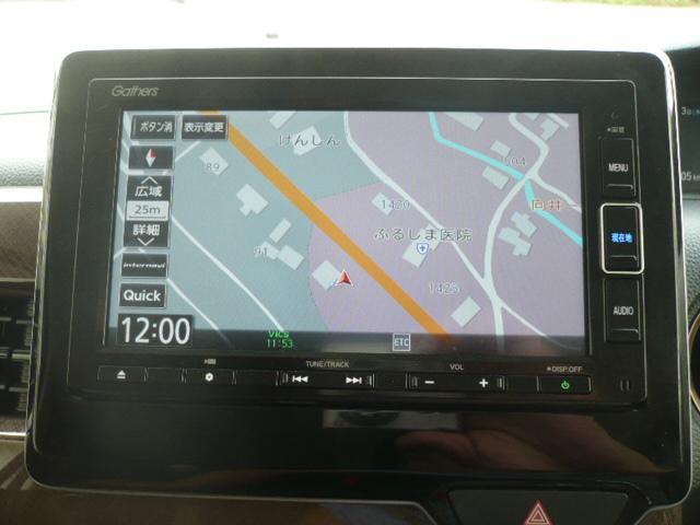 G・Lターボホンダセンシングカッパーブラウンスタイル 純正SDナビ TV Bカメラ ETC 1オーナー車(29枚目)