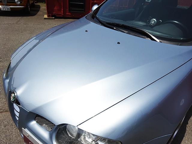 アルファロメオ アルファ147 GTA 6速マニュアル クラッチ交換付き