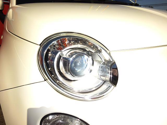 「アバルト」「 アバルト500C」「コンパクトカー」「茨城県」の中古車6
