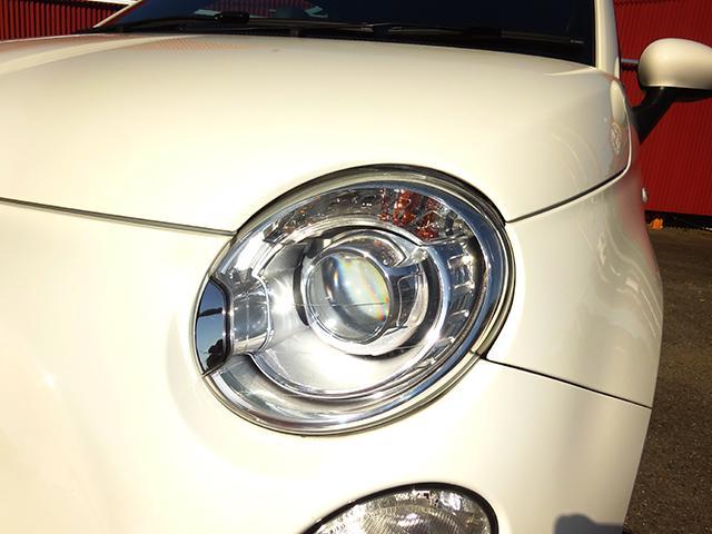「アバルト」「 アバルト500C」「コンパクトカー」「茨城県」の中古車8