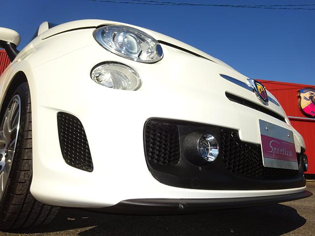 「アバルト」「 アバルト500C」「コンパクトカー」「茨城県」の中古車9