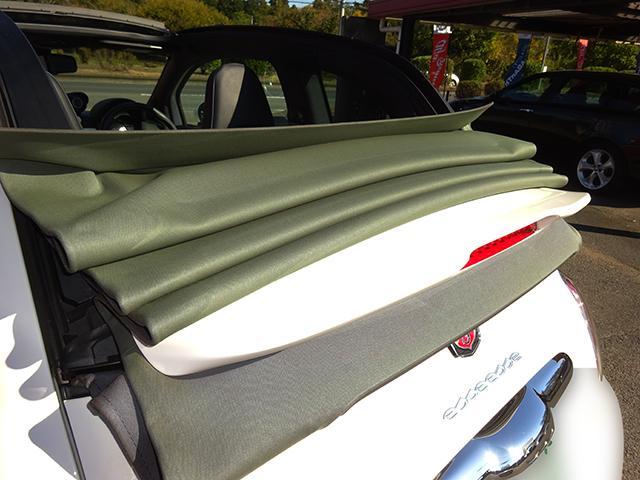 「アバルト」「 アバルト500C」「コンパクトカー」「茨城県」の中古車40