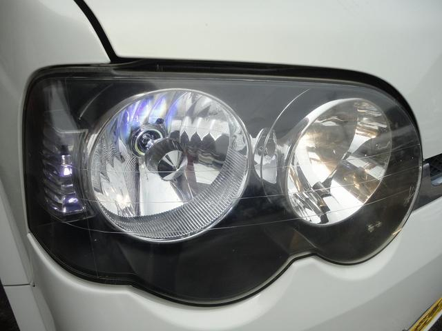 夜道を明るく照らす必須アイテム「HID」搭載!夜道の視界確保はこれでバッチリ!