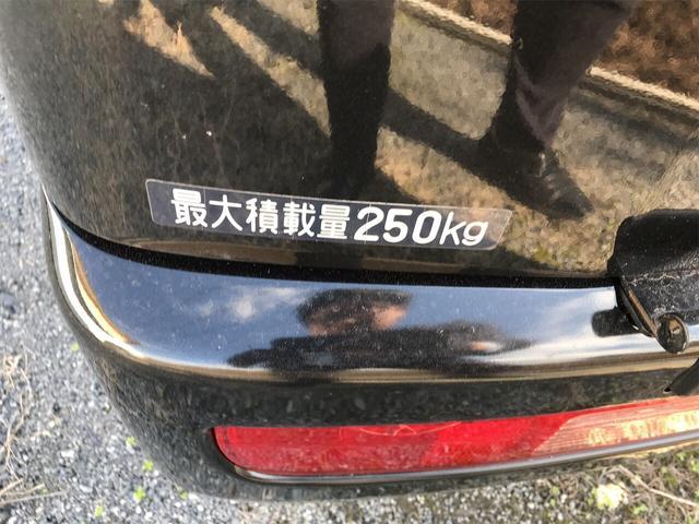 デッキバンG AC AT ナビ 両側スライドドア ブラック(8枚目)