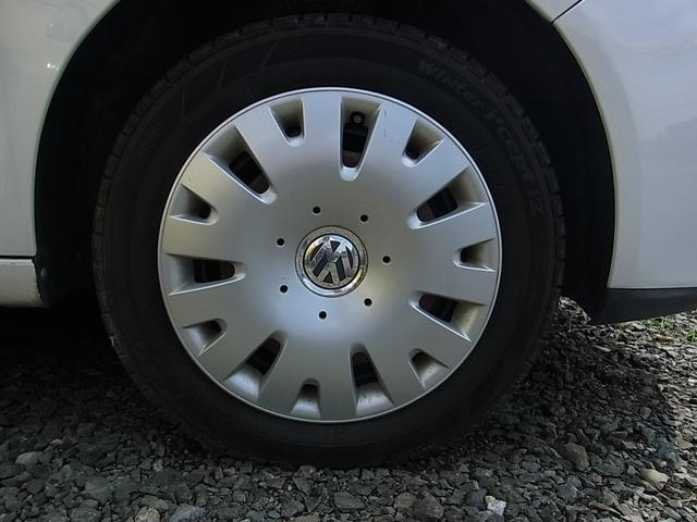 フォルクスワーゲン VW ポロ ベースグレード HDDナビ 社外ヘッドライト