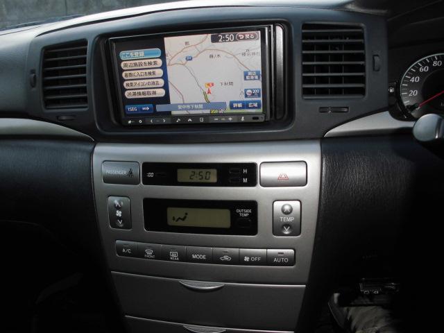 X HIDスポーツセレクション 4WD Tチェーン TVナビ(17枚目)