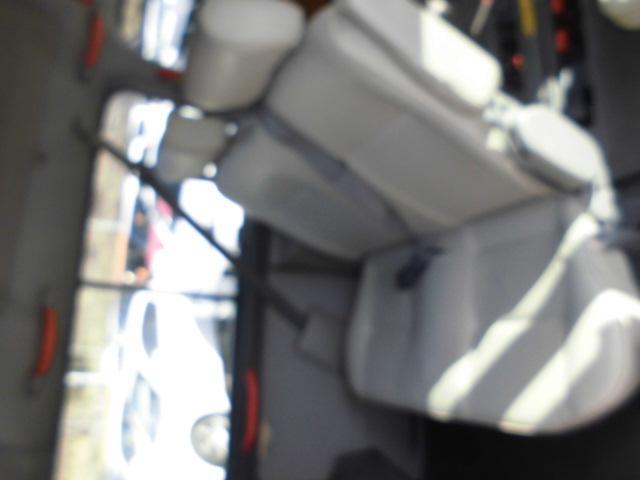 AT ターボパートタイム4WDチェアキャブ 格納式リフター(18枚目)