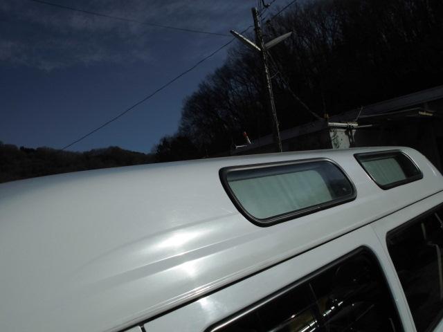 AT ターボパートタイム4WDチェアキャブ 格納式リフター(24枚目)