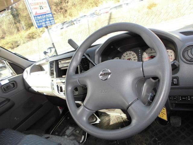 AT ターボパートタイム4WDチェアキャブ 格納式リフター(35枚目)