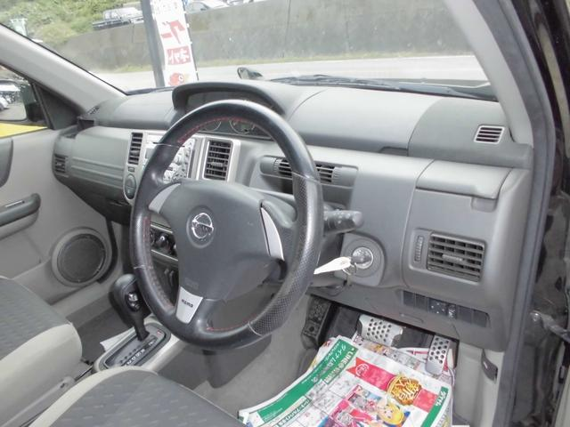 X タイミングチェーン パートタイム4WD ETC HID(16枚目)