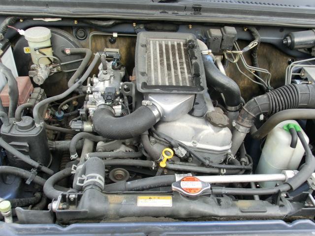 XC タイミングチェーン AT パートタイム4WD ターボ(16枚目)
