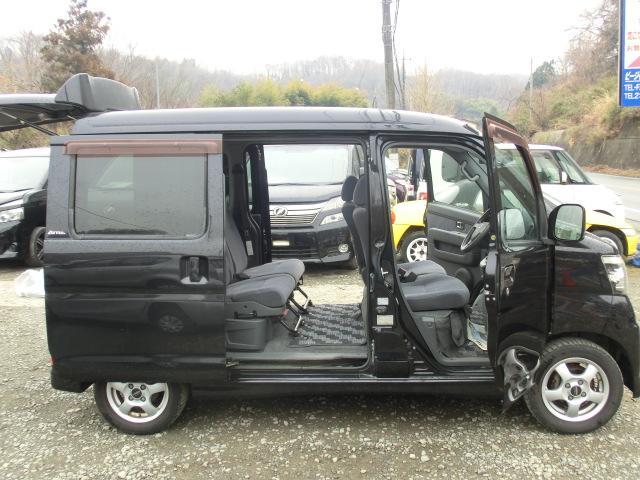 カスタムターボRS 4WD ワンオーナーHID ETC(9枚目)