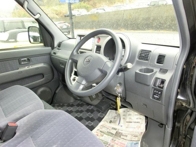カスタムターボRS 4WD ワンオーナーHID ETC(35枚目)