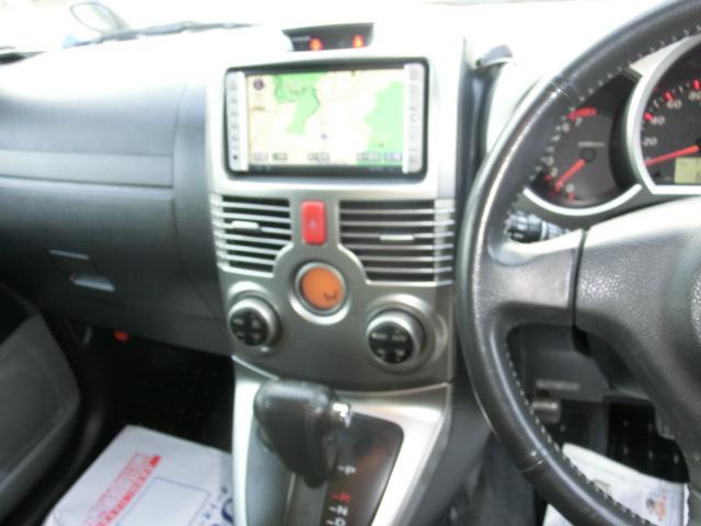 G パートタイム4WD HDDナビ スマート キーETC(16枚目)