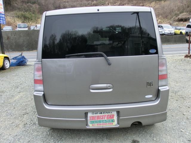 「トヨタ」「bB」「ミニバン・ワンボックス」「群馬県」の中古車5