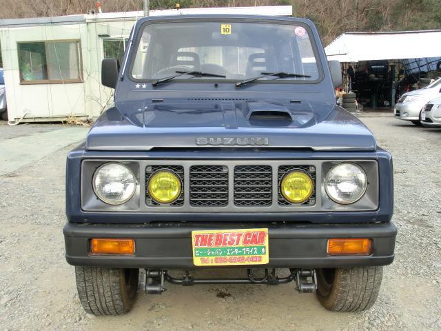 インタークーラーターボ パートタイム4WD AW(2枚目)