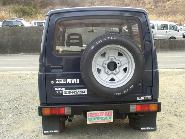 インタークーラーターボ パートタイム4WD AW(5枚目)