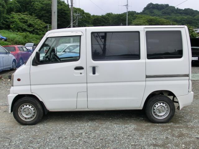 「三菱」「ミニキャブバン」「軽自動車」「群馬県」の中古車4