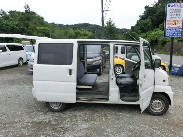 「三菱」「ミニキャブバン」「軽自動車」「群馬県」の中古車9