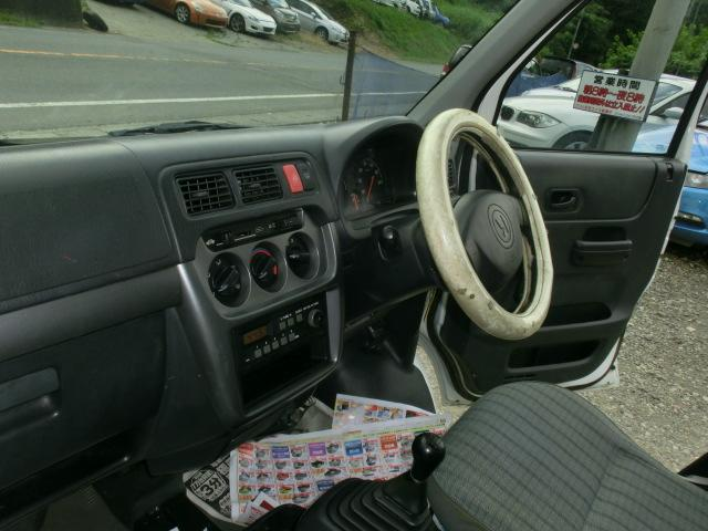 SDX 4WD 5MT(18枚目)