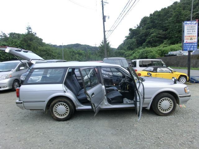 「トヨタ」「クラウンステーションワゴン」「ステーションワゴン」「群馬県」の中古車9