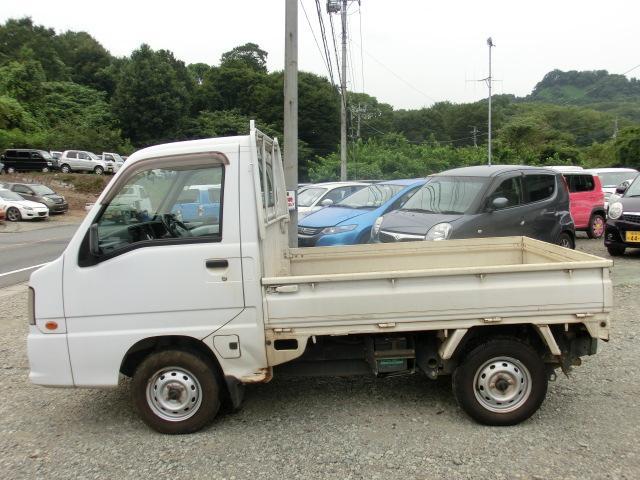 「スバル」「サンバートラック」「トラック」「群馬県」の中古車4