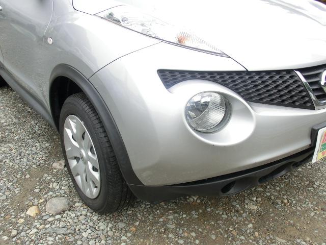 「日産」「ジューク」「SUV・クロカン」「群馬県」の中古車21