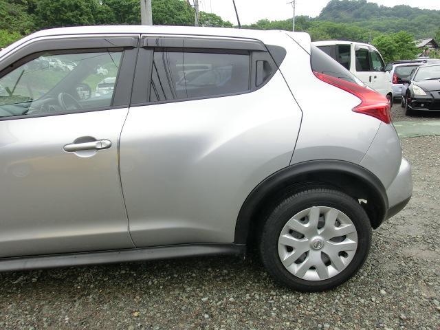 「日産」「ジューク」「SUV・クロカン」「群馬県」の中古車25